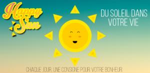 Happy Sun - Fond