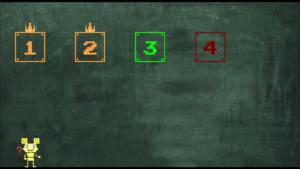 Capture d'écran 1 - Multiplie avec Monty